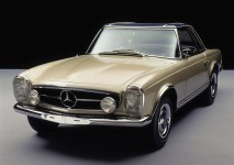 Mercedes-Benz 230 SL (W 113, 1963-1971)